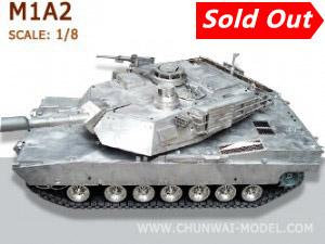 CHUNWAI MODEL Metal Electric RC Tank Model Expert Products 1